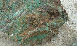 Kupfergestein
