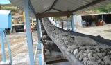 Silbererz frisch aus der Mine auf dem Guanajuato-Projekt von Endeavour Silver in Mexiko