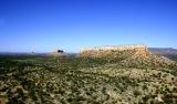 Unter der Oberfläche dieser wunderschönen namibischen Landschaft - hier die Ugab-Terassen - verbergen sich erhebliche Uran-Vorkommen, Foto: felixw, photocase.de