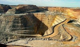 Goldmine; Foto: Barrick Gold