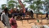 Bohrungen auf dem Kipoi-Projekt von Tiger Resources Limited in der Demokratischen Republik Kongo