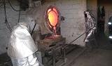 So macht Endeavour Silver Silberbarren auf seiner Guanacevi-Mine in Mexiko