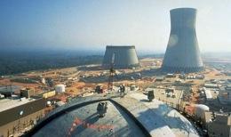 Bau eines Reaktors in Japan, Foto: Cameco Corp.