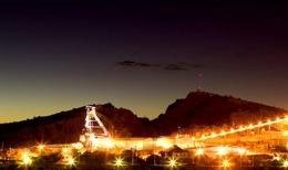Die gleichnamige Mine des Silberproduzenten Fresnillo