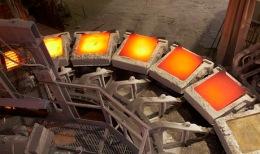 Hudbay Minerals Kupferschmelze