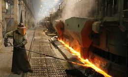 Aluminium-Hüttenwerk; Bildquelle: Rusal