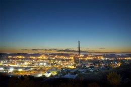 Xstrata-Minenprojekt in Australien