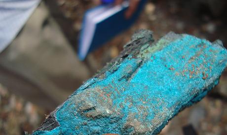 Kupfervererzung