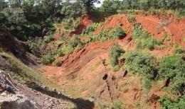 African Metals - Luisha Projekt Pit Southeast