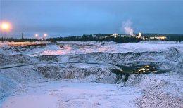 Die Kittila-Mine von Agnico Eagle Mines; Bild: Agnico Eagle Mines