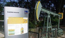Das ehemalige Ölfeld Arlesried