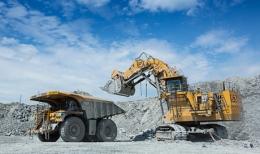 Erzverladung auf der Canadian Malartic-Mine von Osisko Mining