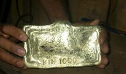 Goldbarren, Bildquelle: SEMAFO