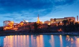 Cadia Valley-Anlage; Foto: Newcrest Mining