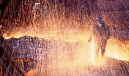 Metallproduktion; Foto: Norilsk Nickel