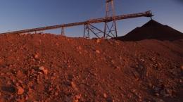 Oz Minerals - Gemahlenes Erz