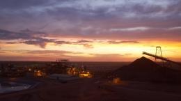 Die Prominent Hill-Mine von Oz Minerals; Foto: Oz Minerals