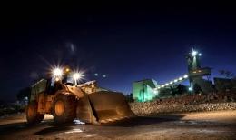 Die Kloof-Mine; Foto: Sibanye Gold
