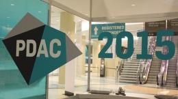 PDAC 2015 - Eingang