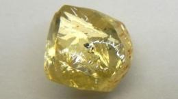 Lucapa Diamond_ 5,15 Karat gelber Diamant aus dem Juniquartal