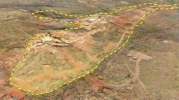 Das Tabba Tabba-Projekt von Pilbara Minerals; Foto: Pilbara Minerals