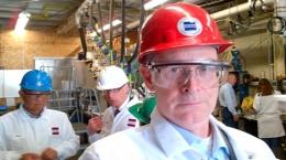 Chris Grove, President von Commerce Resources; Foto: Commerce Resources