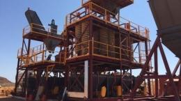 Anlage auf dem Tabba Tabba-Projekt; Foto: Pilbara Minerals