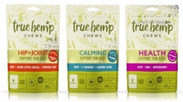 Die Produkte von True Leaf Medicine für den US-Markt; Foto: True Leaf Medicine International