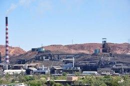 Im Bergbaudistrikt Mount Isa liegen auch die Liegenschaften der Hammer Metals; Foto: Altona Mining