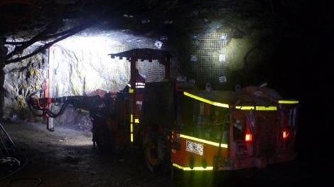 Die Untergrundarbeiten auf Golden Age haben begonnen; Foto: Blackham Resources