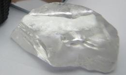 72karätiger Typ IIa-Diamant vom Lulo-Projekt; Foto: Lucapa Diamond