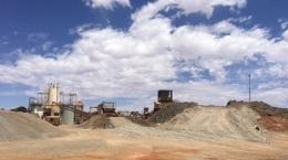 Die Zugangswege zum Hauptmahlwerk sind bereits eingerichtet; Foto: Monument Mining